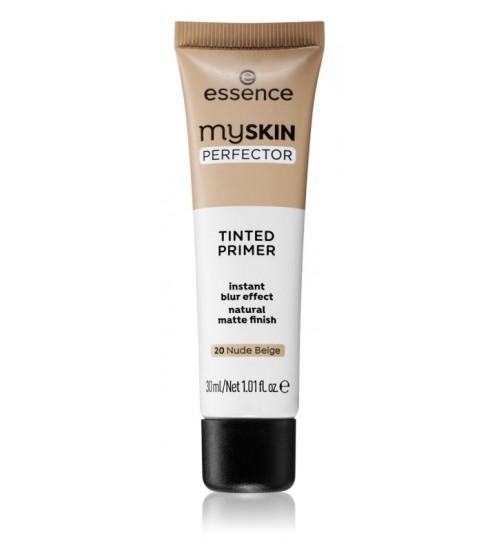Primer machiaj Essence My Skin Perfector 20 Nude Beige