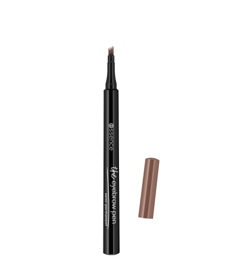 Marker sprancene microblading Essence the eyebrow pen 01 blonde