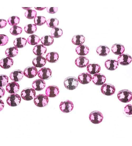 Cristale unghii - Roz #10
