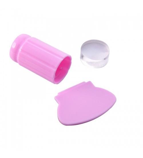 Stampila pentru unghii din silicon