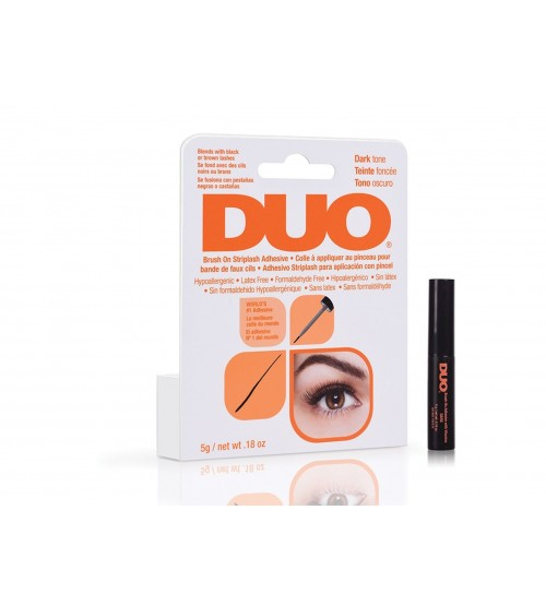 Adeziv gene Duo Brush-On 5g Negru