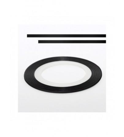 Banda decorativa unghii - Black