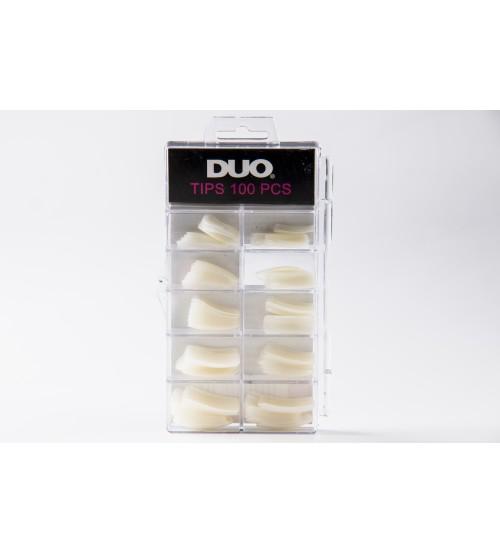 Tipsuri naturale DUO - 100 buc