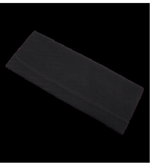 Banderola lata simpla - Negru