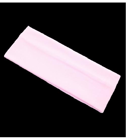 Banderola lata simpla - Roz deschis