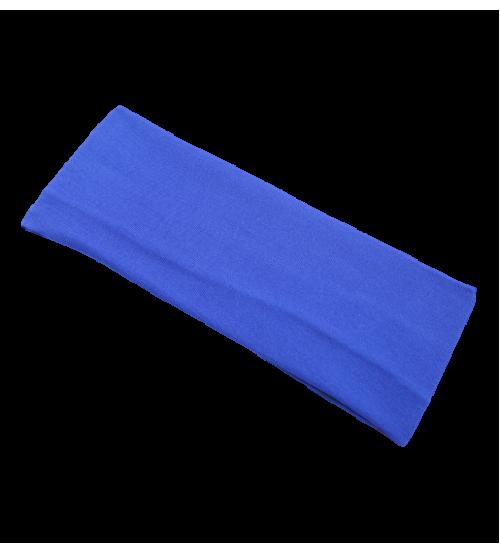 Banderola lata simpla - Albastru Regal