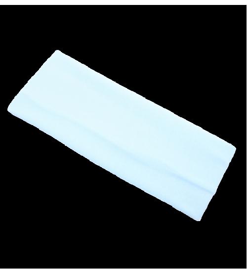 Banderola lata simpla - Albastru