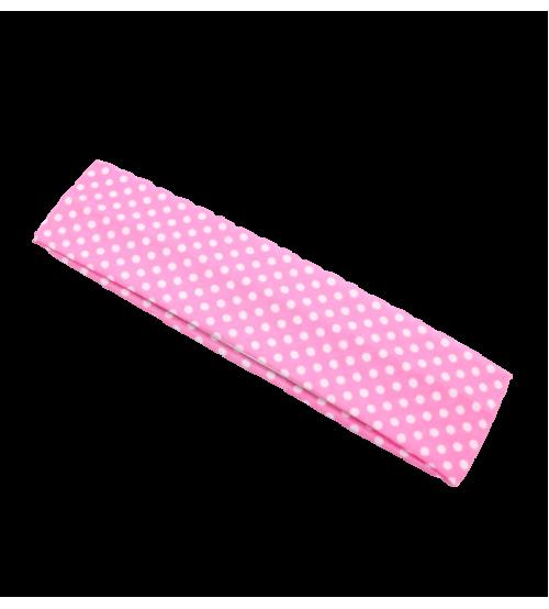 Banderola - Roz buline Albe