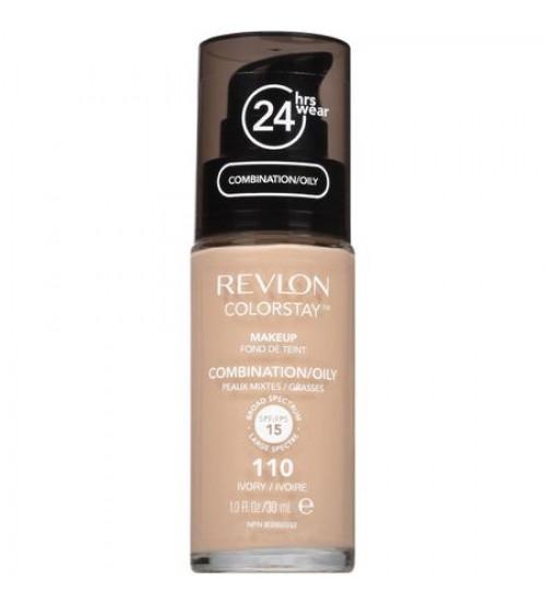 Fond de ten Revlon Colorstay Combination/Oily 110 Ivory