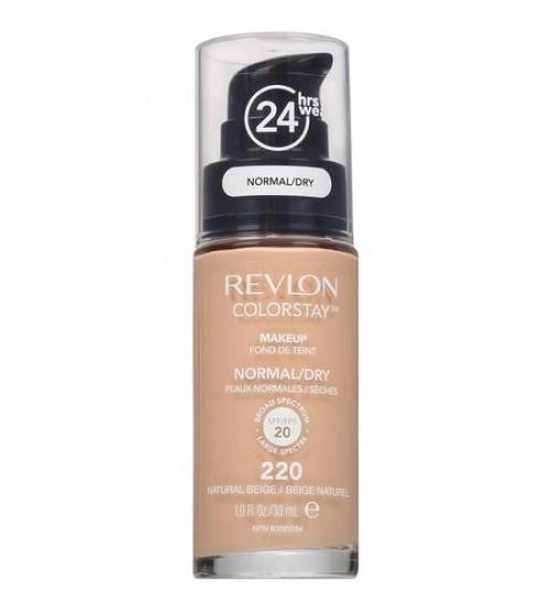 Fond de ten Revlon Colorstay Normal/Dry 220 Natural Beige