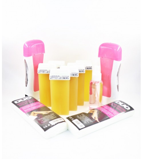 Kit epilare (13) Ceara roll-on 6 buc Miere