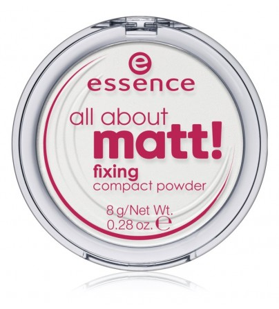 Pudra Essence Translucida All About Matt!