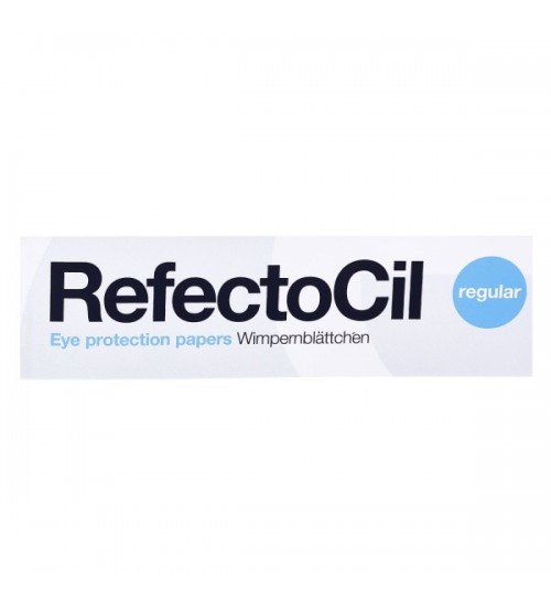 Banda hartie protectie ochi RefectoCil Regular 96PCS