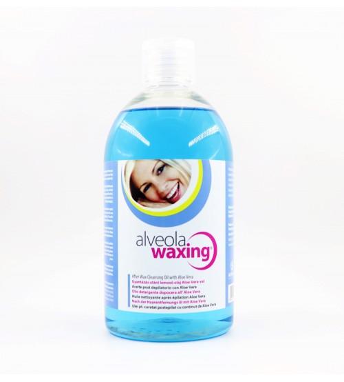 Ulei dupa epilare Alveola Waxing cu Aloe Vera 500ml