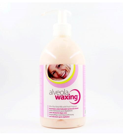 Lapte de corp dupa epilare Alveola Waxing 500ml