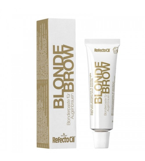Vopsea sprancene si gene RefectoCil Blonde Brow