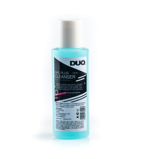 Cleaner Plus Duo 200ml Albastru