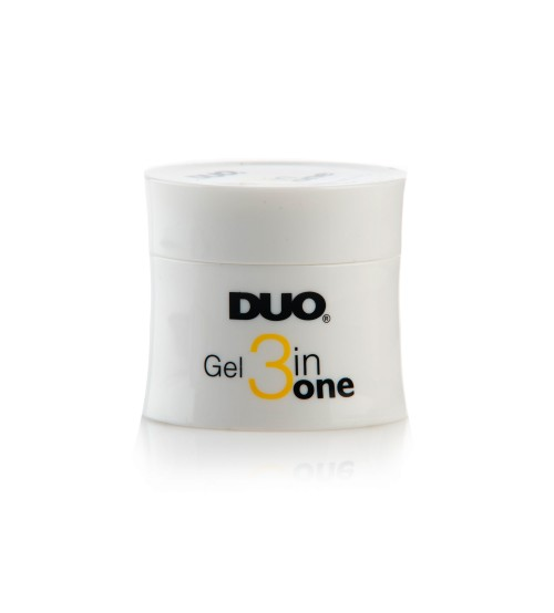 Gel UV DUO Transparent 3in1 50gr