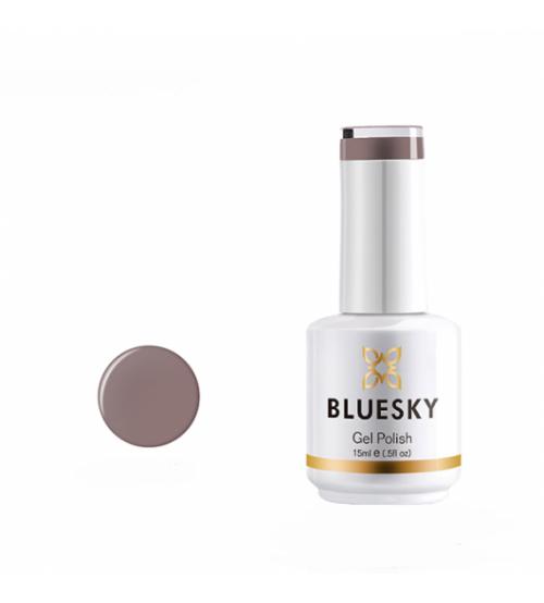 Oja semipermanenta Bluesky - Taupe Beige Grey