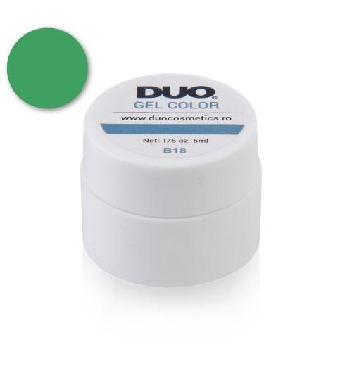 Gel color DUO B18
