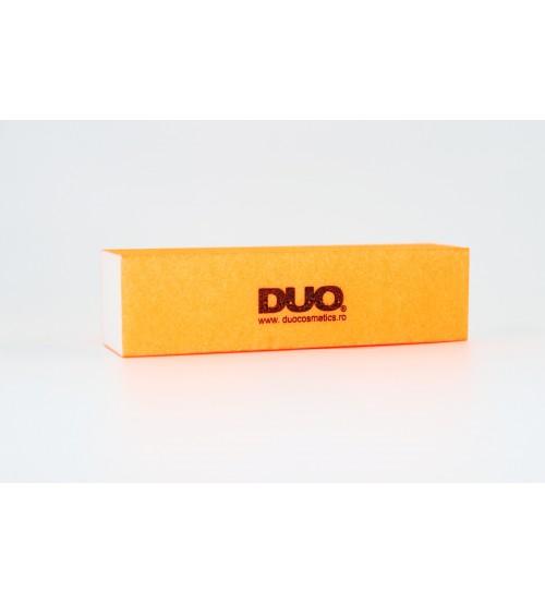 Buffer unghii portocaliu neon DUO