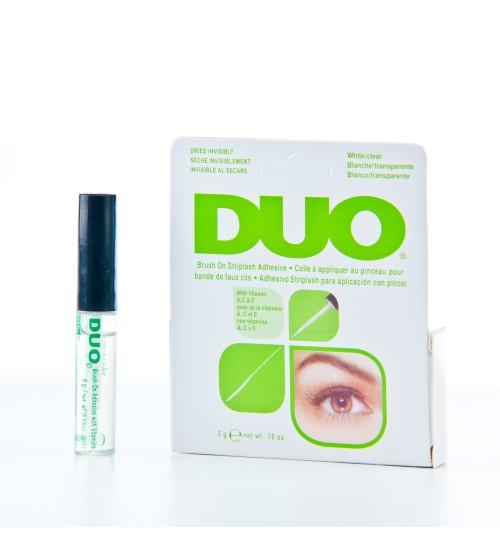 Adeziv gene DUO Verde - Clear cu pensula 1-119