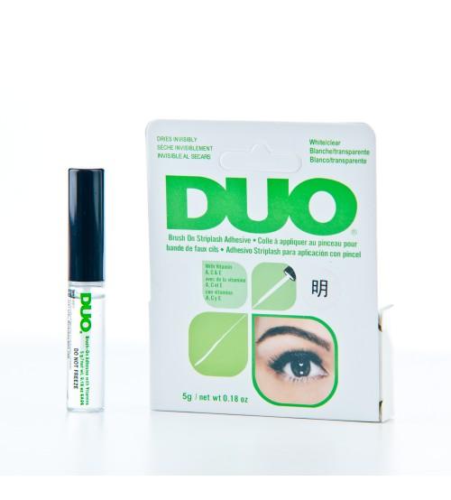 Adeziv gene DUO Verde - Clear cu pensula 1-118