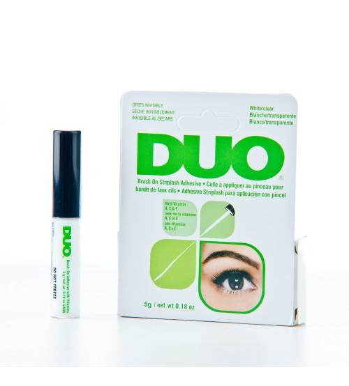 Adeziv gene DUO Verde - White cu pensula 1-118
